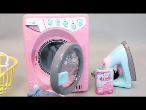 Mainan Anak Perempuan - Belajar Mencuci Baju