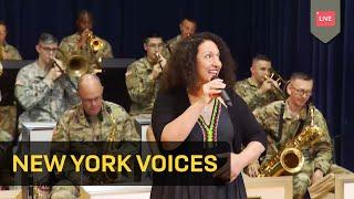 New York Voices Jazz Ambassadors