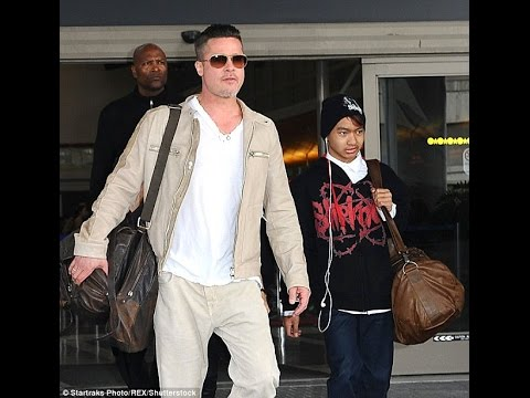 Brad Pitt, Maddox:  Child Abuse Investigation Closed? thumbnail