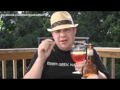 Ommegang Three Philosophers | Beer Geek Nation Beer Reviews Episode 87