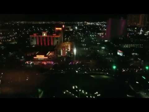 Mandalay Bay Las Vegas Shooting Aftermath perspective from MGM Grand