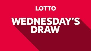 The National Lottery 'Lotto' draw results from Wednesday 29th January 2020