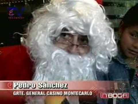 Casino Montecario ofreció agasajo a niños