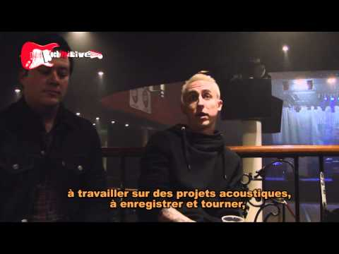 Ryan Key &amp; Sean Mackin (Yellowcard) : Interview on Rock&#039;n&#039;Live