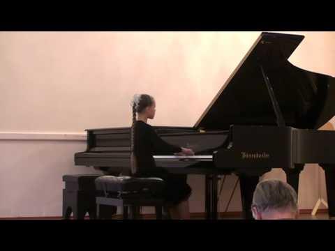 Chopin-Fantaisie-Impromptu- Marya Tikhomirova/ Шопен Фантазия-Экспромт
