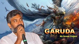 Garuda First Look Teaser || Jr.NTR || S.S RAJA MOULI's 1000 Cr's Project