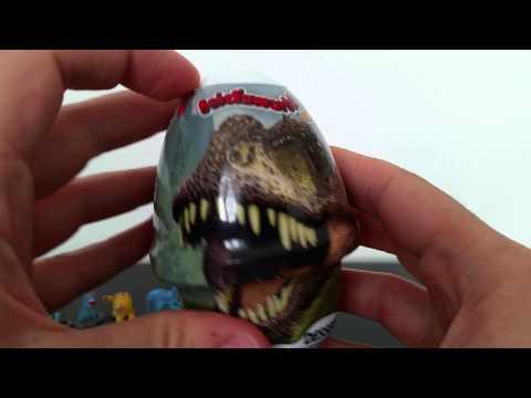 Dinosaurio, dinosaurios, huevos de dinosaurios y Juguetes! Parte 2