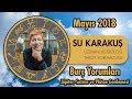 Mayıs 2018 Burç Yorumları - Uranüs Boğa'da burcunuza ne getirecek - Su Karakuş