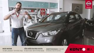 Kento Nissan - Kicks PCD