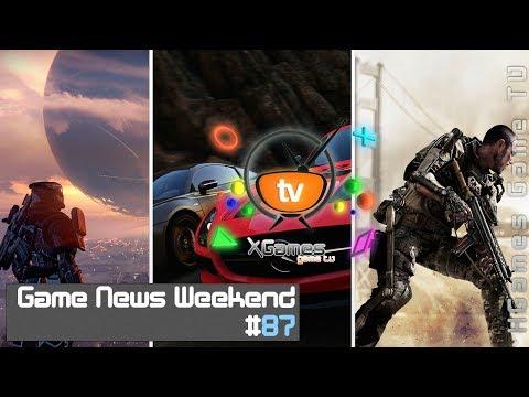 Game News Weekend - #87 от XGames-TV (Игровые Новости)