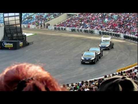Top Gear Festival Durban 2012