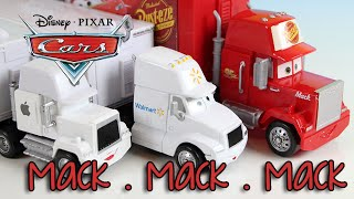 Disney Cars Mack Truck Toys MAC