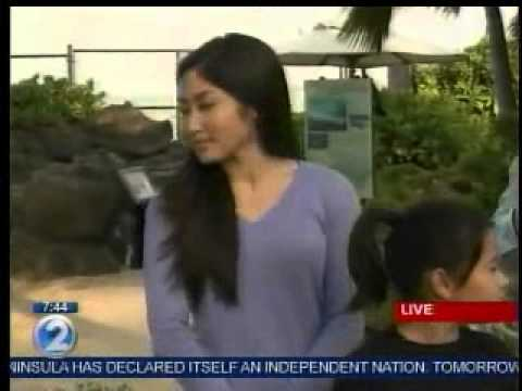 Iolani School on KHON morning news 3 17 14