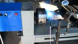 Sir Meccanica S.p.A. - Automatic Orbital Welding machine for cilyndrical overlay welding