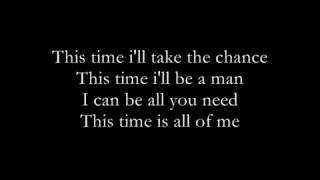 John Legend - This Time - Lyrics