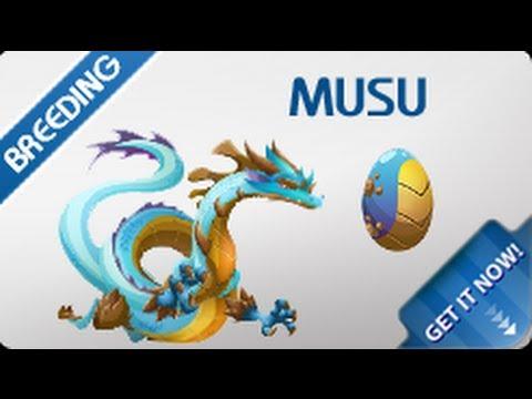 Monster Legends   How To Get Musu Monster In Monster Legends By Breeding