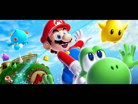 Super Mario Galaxy 2 Review and Gameplay!!!