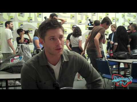 Jensen Ackles | Supernatural Interview Comic Con 2010 (Daemon's TV) Video