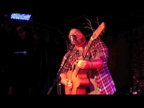 Austin Jenckes Performing the Nashville Underground Radio Launch Party