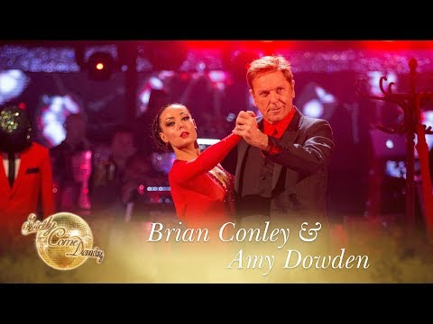 Brian Conley and Amy Dowden Tango to 'Temptation' by Heaven 17