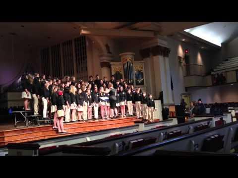 Old Joe Clark  - Ridgeview Charter School Chorus