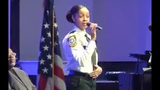 MEMORIAL DAY: Florida dispatch officer sings Hallelujah