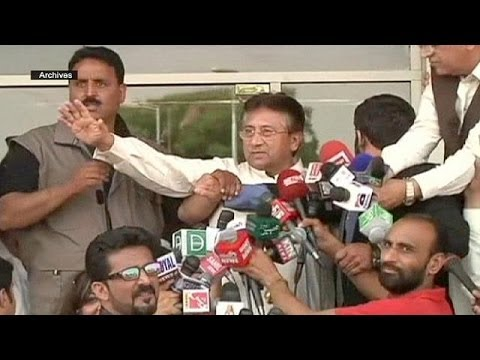 Pakistan court rules Musharraf, free to leave country