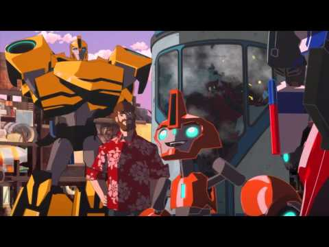 Transformers Robots in Disguise All Appearances of Chop Shop