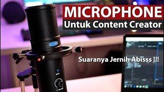 Microphone USB Ajib Buat Youtuber, Reviewer Dan Musisi   Alctron UR66 Indonesia