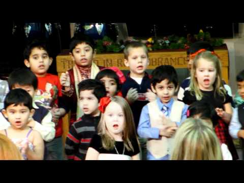 Sriram - Grace Garden Preschool Christmas 2011 Part 3 - 12/18/2011