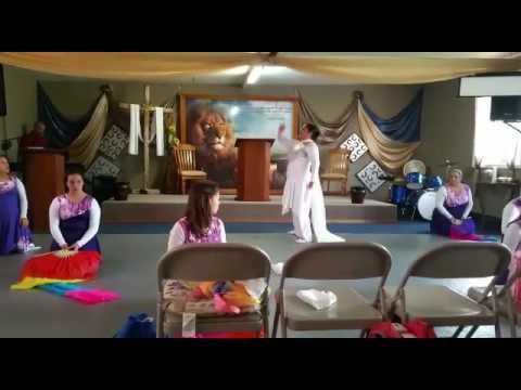 Ministerio danza Selah ( Que tu Espíritu Descienda ) Emir Sensini