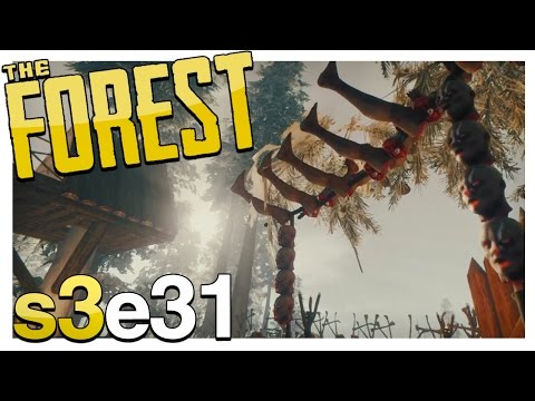 ARCHWAY EFFIGY | The Forest Gameplay S3E31 (Alpha v0.40)
