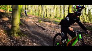 First ride with my new Specialized Demo 8 ! TrailLove Bielefeld