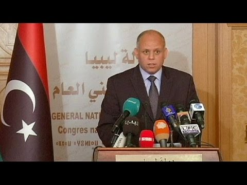 Libya: Tripoli-based parliament condemns Egypt strikes as 'assault on sovereignty'