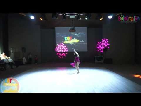 Yıldız Begum Eren Solo Dance Performance - EDF 2016