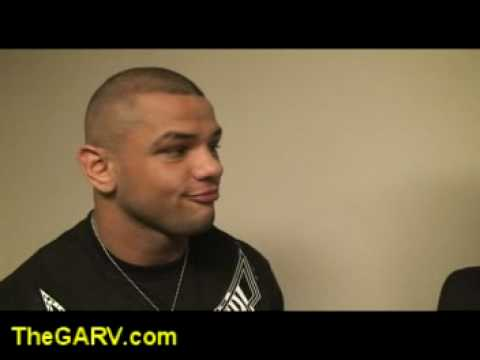 Thiago Alves: I'm Not BJ Penn Video