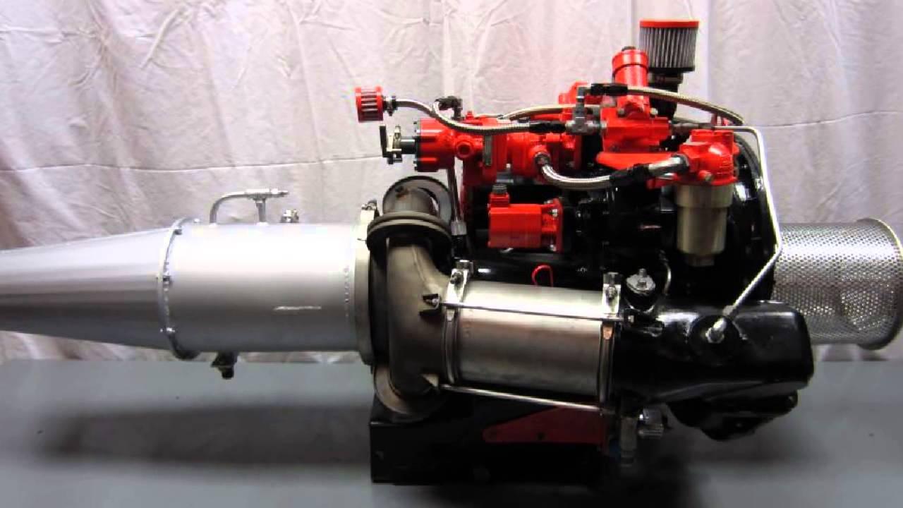 Turboprop Jet Engine Jet Powered go Kart Engine w/