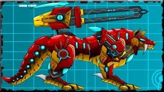 Battle Robot Wolf Age Game Walkthrough (Full Game) #WolfAge #Wolfbattle #Robotgame