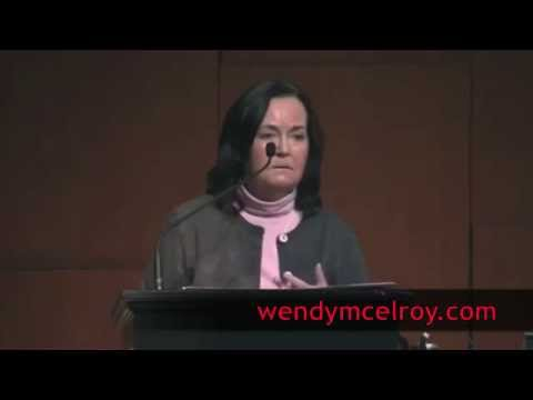 Wendy Mcelroy - Fallacy Of The Rape Culture video