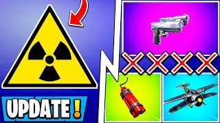 *NEW* Fortnite Update!   Dual Pistols, Season 8 Event, 7.13 Nerfs, Dynamite!