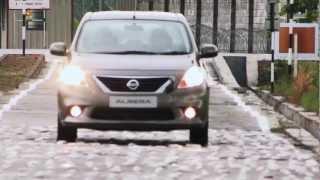 Nissan Almera 1.5L Media Preview Drive