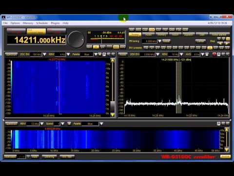 EA3JE Ham Radio DX on 20 Meters