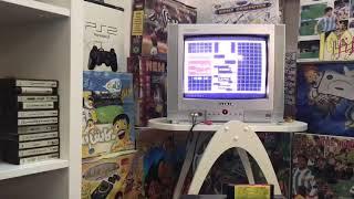 Columns (Sega Genesis - Mega Drive) (1990)