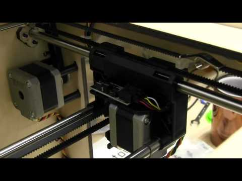 EEVblog #327 - Makerbot Replicator Troubleshooting