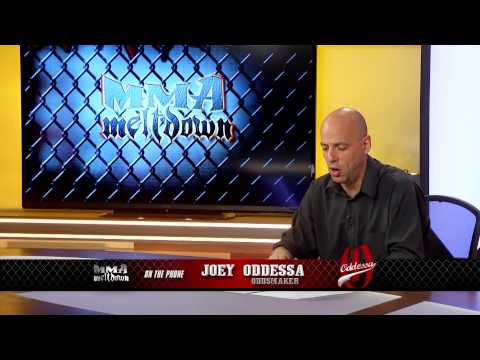 MMA Meltdown with Gabriel Morency  Michael Chiesa