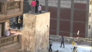 الأمن المصري يحاصر كلية الهندسة بجامعة الإسكندرية