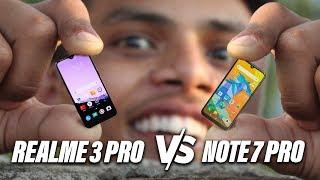 Realme 3 Pro Vs Redmi Note 7 Pro  - Ye nahi socha tha 😭 - Snapdragon 675 VS 710 - Hindi - Mr.V
