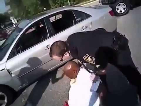 POLICE BRUTALITY - Virginia Cops Pepper Spray & Taser Man Suffering From A Stroke