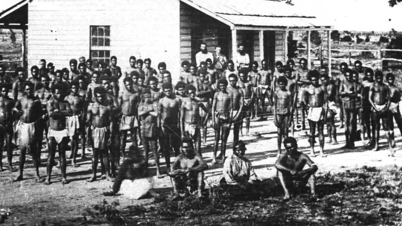 Were South Sea Islanders Slaves