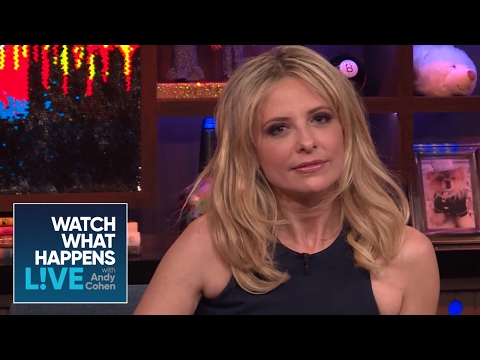 Sarah Michelle Gellar Plays Shag, Marry, Kills With Her 'Buffy' Costars | WWHL